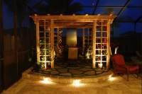 Outdoor Lighting Ideas for Arbors and Pergolas | 972-245-0640