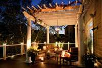 Let There Be Light: Pergola Lighting and Design Ideas