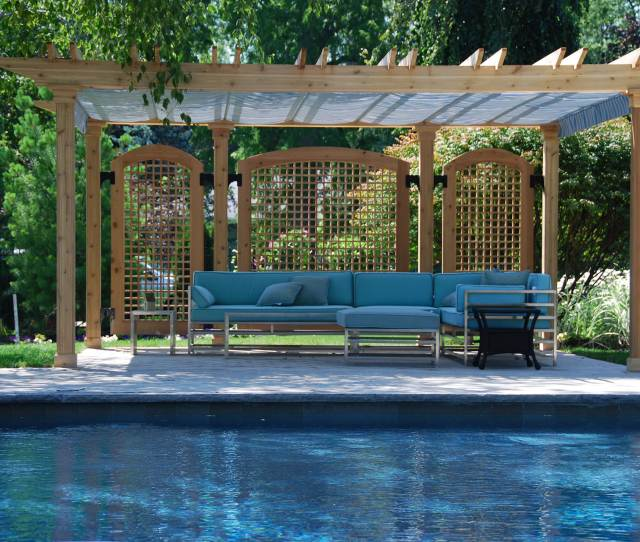 Pool Shade Ideas Structures