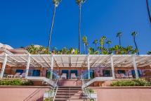 Retractable Canopies Beverly Hills Hotel Shadefx