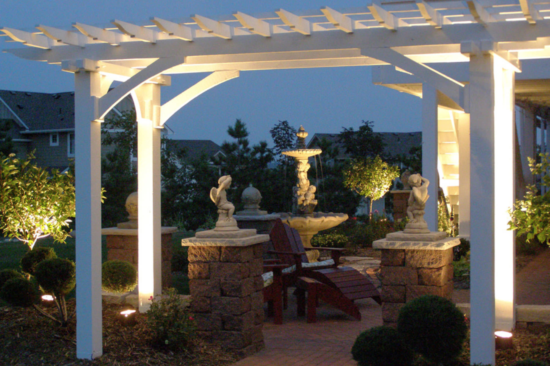 Let There Be Light Pergola Lighting and Design Ideas