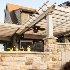 Outdoor Kitchen Covers Hand Towels In South Hills Shadefx Canopies