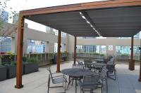 Chicago Roof Deck Turns to ShadeFX for Shade and Privacy ...