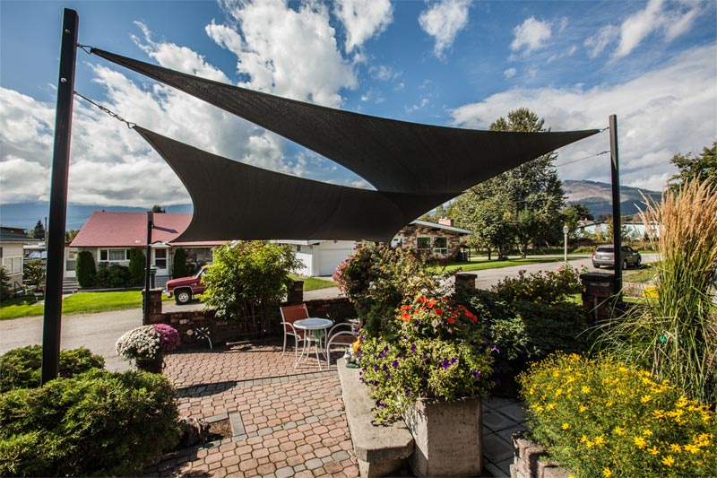 Shade Sails Canada Product Gallery The Original The Best