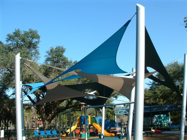 Discounted Outdoor Sun Shade Sails Shade Structures Canopies  Awnings