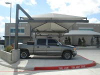 Parking Shade & Parking Lot Shade Sails, Shade Structures ...