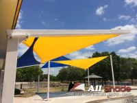 Pictures of Shade Structures. Shade Sails, Canopies & Awnings