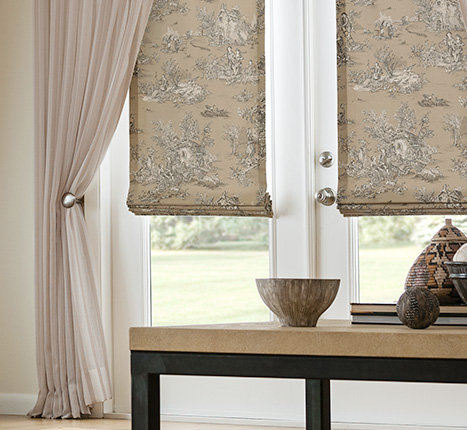 kitchen valances for windows turntable fabric window treatments nh - bayside blind & shade ...