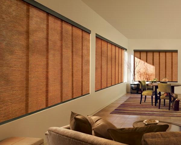 Vertical Sliding Window Panels