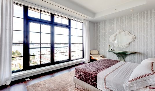 Soft Window Treatments Motorized Curtains Roman Shades