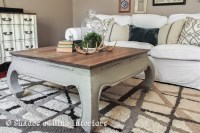Makeover Monday... I mean Wednesday: Weathered Gray Coffee ...