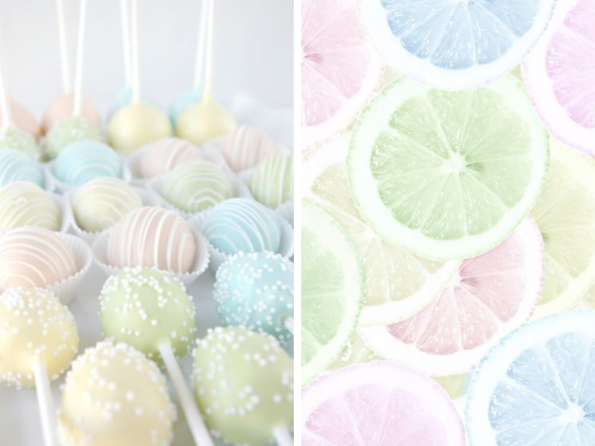 Cute Candy Hd Wallpapers Pretty Pastel Easter Baking Shades Of Cinnamon