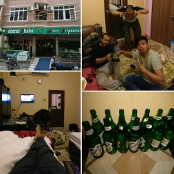 Hotel Brindaban : Ending the Night Stay of Tour