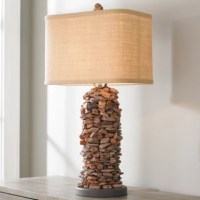 Rustic Table Lamps - Shades of Light