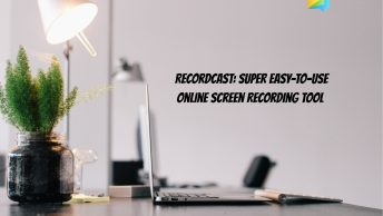 RecordCast_ Super Easy-to-Use Online Screen Recording Tool