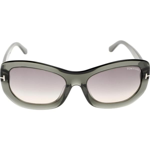 Tom Ford Amy Ft0382 20b 57 Sunglasses - Shade Station