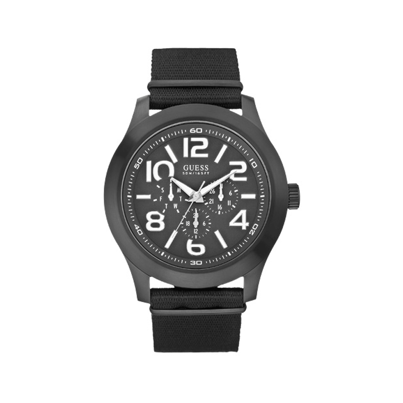 Guess Rugged W11623G1 Watch  Shade Station