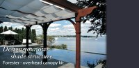 Retractable Pergola Canopies & Awnings