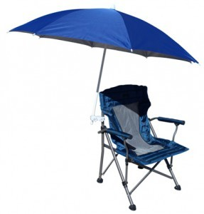 beach chairs and umbrella modern gray office chair backpack clamp with 6