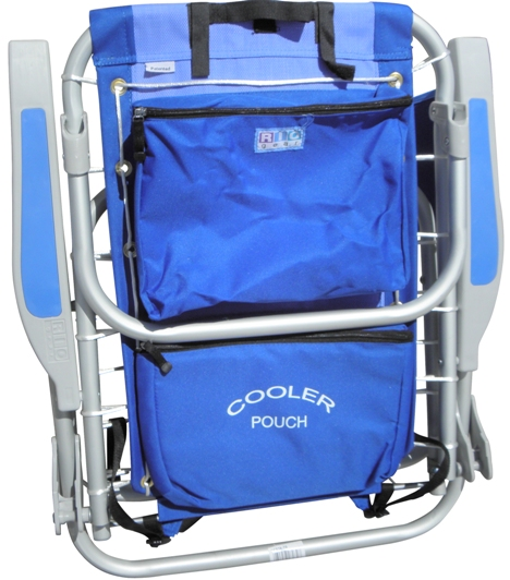 backpack chairs best reclining rocking for nursery rio brands beach chair cooler sc536 49 95