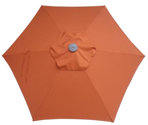 6 5 umbrella replacement canopy