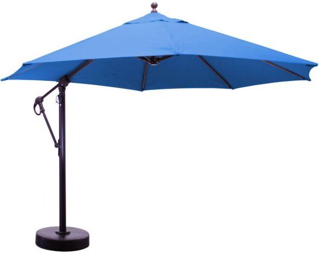 11 sunbrella a aluminum cantilever market umbrella sold out for 2021
