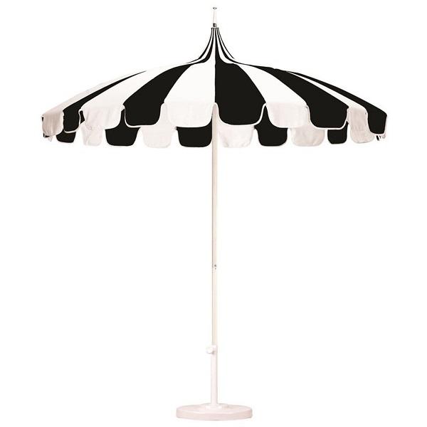 8 5 moroccan pagoda style patio umbrella make custom