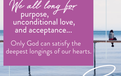How Do You Satisfy the Desires of Your Heart?