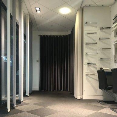 Silent Gliss Business Centre London - Curtains & Metropoles