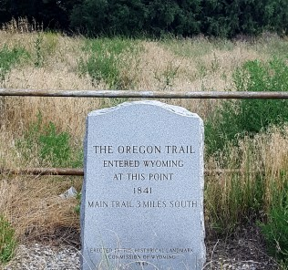 Still following the Oregon Trail for 176 years