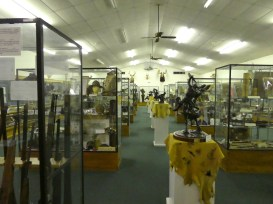 6 rooms of amazing exhibits in the Pioneer Museum