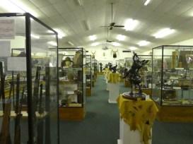 6 rooms of amazing exhibits in the Pioneer Museum