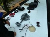 Wingard Trav'ler install on the roof
