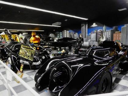 The Batmobile!!