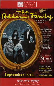 Addams Family the Musical