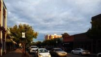 Storm Clouds over Statesboro