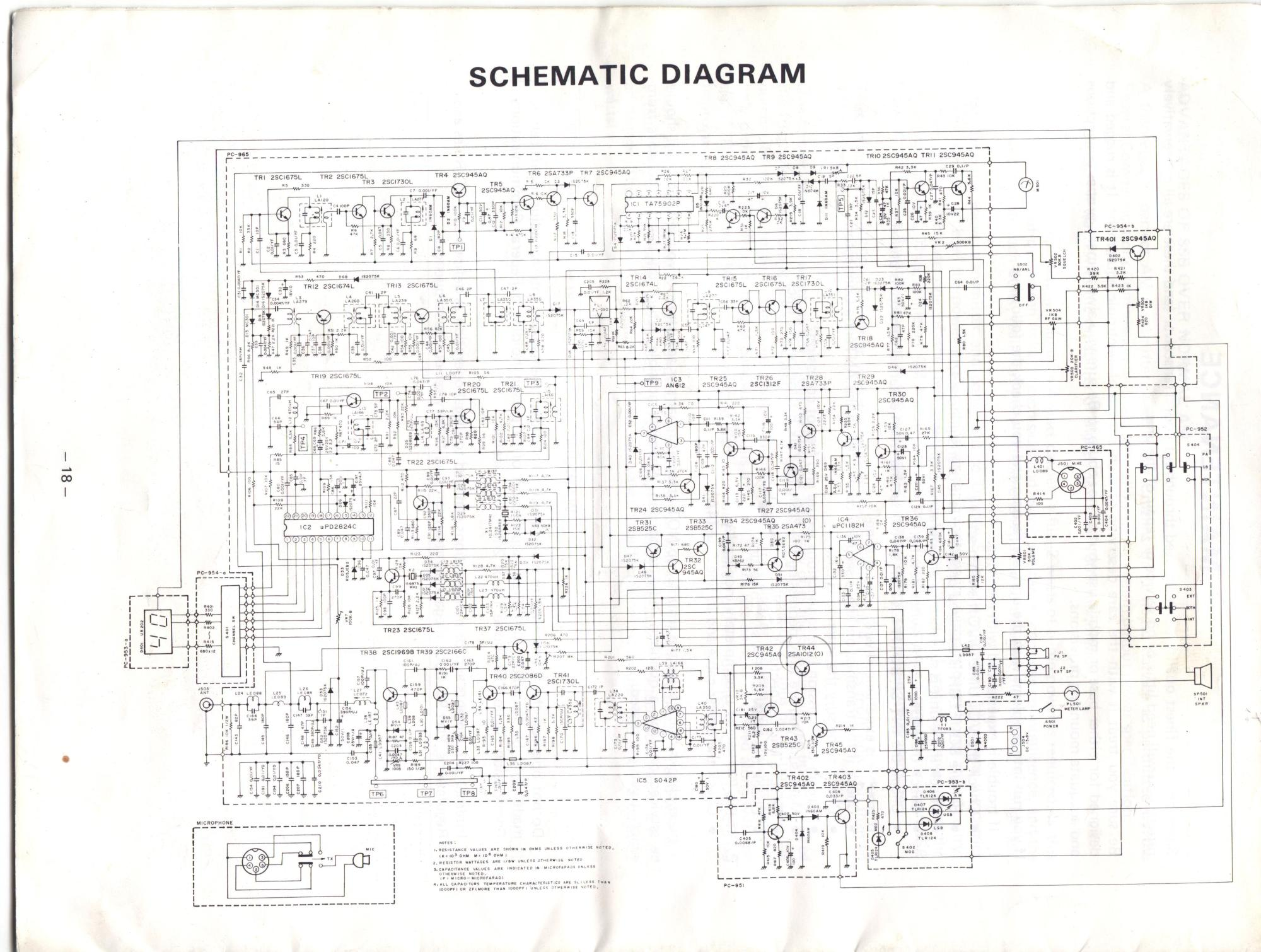 Realistic Car Stereo Wiring Diagram. . Wiring Diagram on