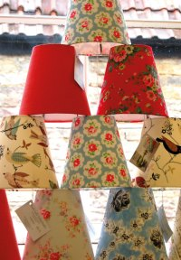 Bespoke lampshades | UK | Custom Made Bespoke | Retro ...