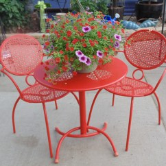 Orange Outdoor Chairs Glass Dining Sets 4 30 Best Of Patio Furniture Ideas