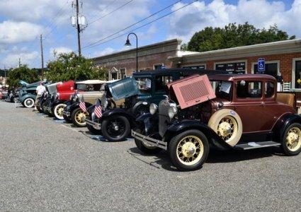 20th Annual Car Show