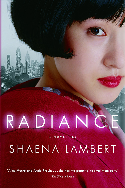 Radiance book cover image
