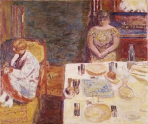 Bonnard_Before_Dinner_1924