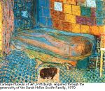 Bonnard_Nude_in_the_Bath_and_Small_Dog_1941-46