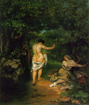 C_ourbet_Bathers_1853