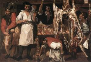 Carracci_The_Butchers_Shop_1583