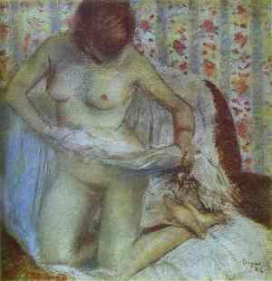 Degas_After_the_Bath_1884