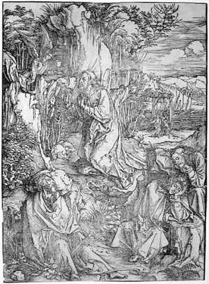 Durer_Christ_on_the_Mount_of_Olives_1497-1500