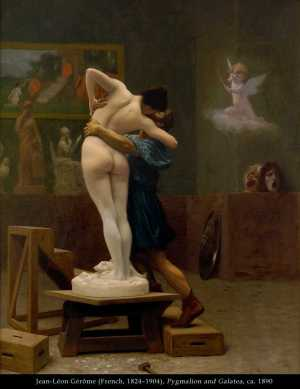 Gerome_Pygmalion_and_Galatea_c1890