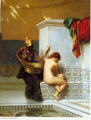 Gerome_The_Moorish_Bath_1870