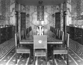 Hoffman_Stoclet_dining_room
